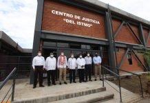 Centro de Justicia del Istmo