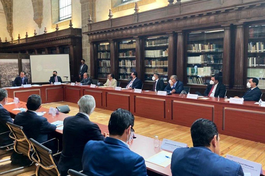 Alejandro Murat, Murat, Oaxaca, Arturo Herrera, Conago, SHCP, Hacienda, Presupuesto 2021